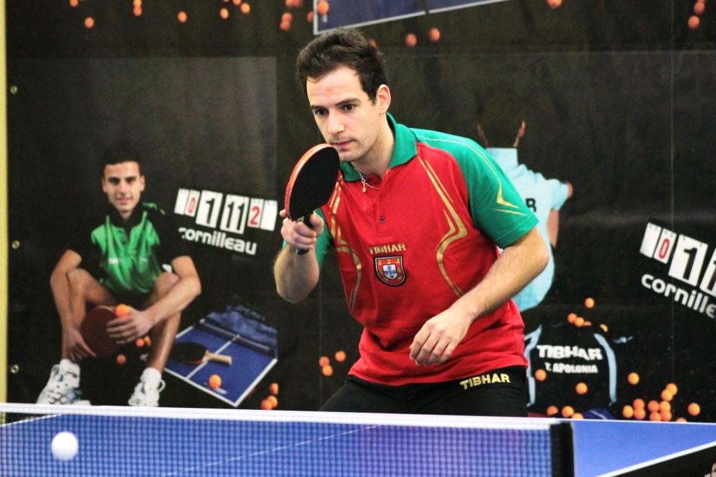 """Open de Espanha: André Silva """"caiu"""" de pé"""