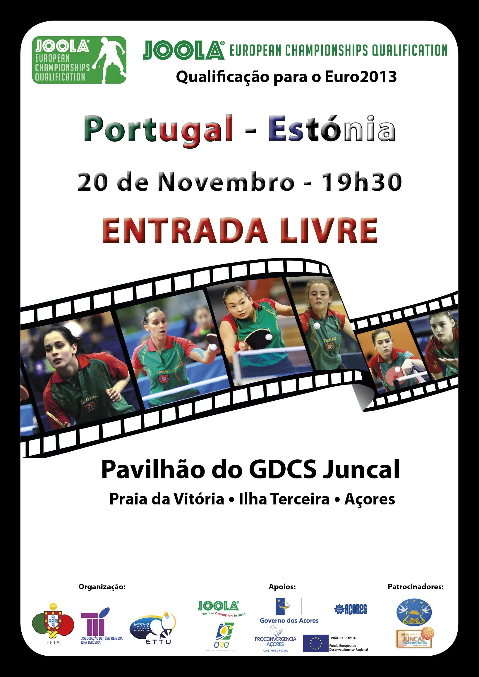Seleção Nacional joga pela primeira vez nos Açores (Ilha Terceira)