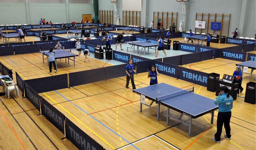 Conselho de Ministros aprova competições de ténis de mesa