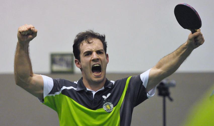 Sporting vence Oliveirinha nas meias-finais do Play-off
