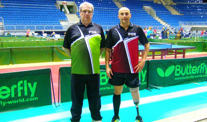 Nuno Pontes 10.º classificado no Open da Eslováquia