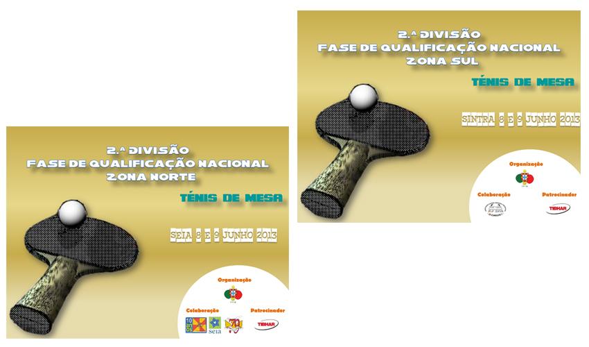 Fase de Qualificação Nacional da 2.ª Divisão em Seia e Sintra