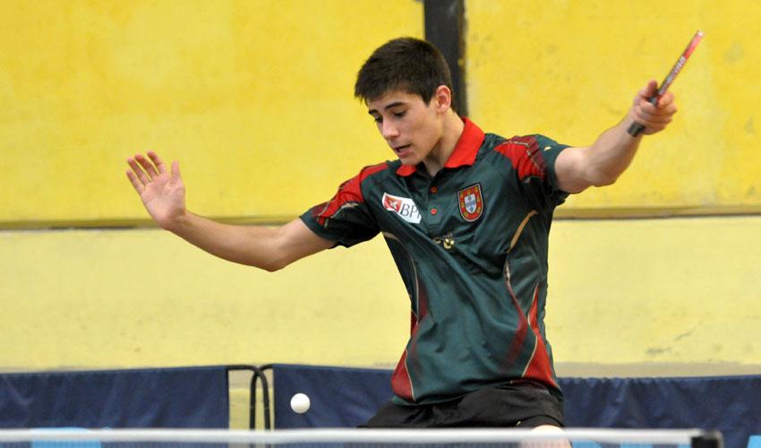 João Geraldo assegura segunda medalha no Europeu de Jovens