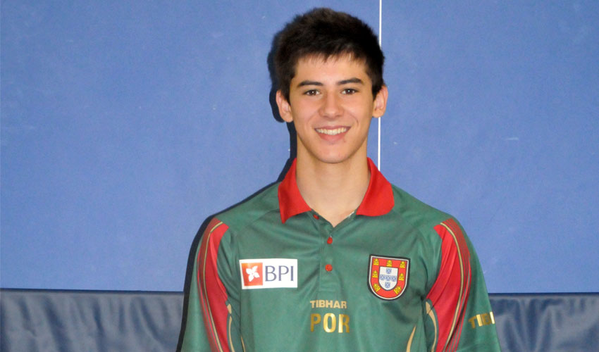 Europeu de Jovens: João Geraldo conquista duas medalhas de bronze