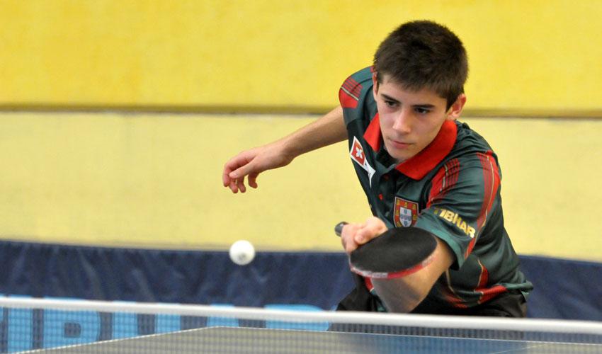 Top 10 Europeu de Jovens: João Geraldo alcança 4.º lugar