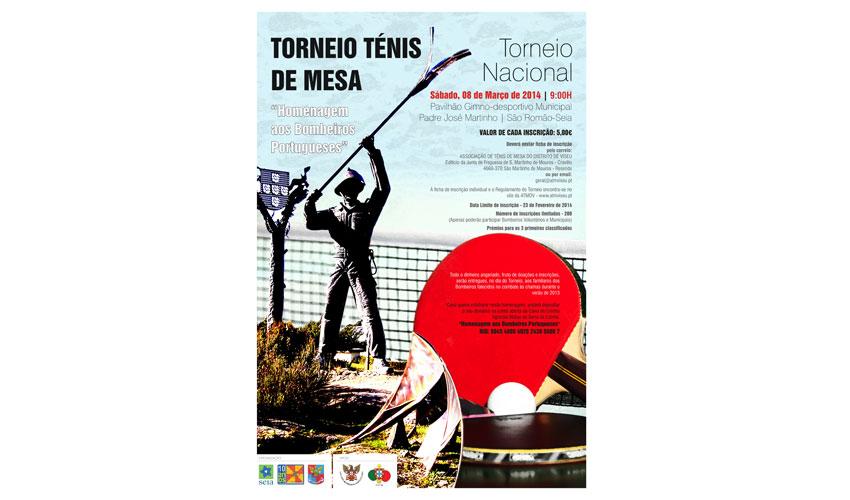 Torneio de Homenagem aos Bombeiros Portugueses