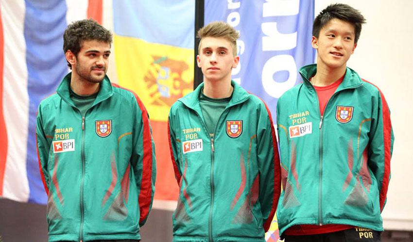 Open da Polónia: Juniores masculinos eliminados nos quartos de final