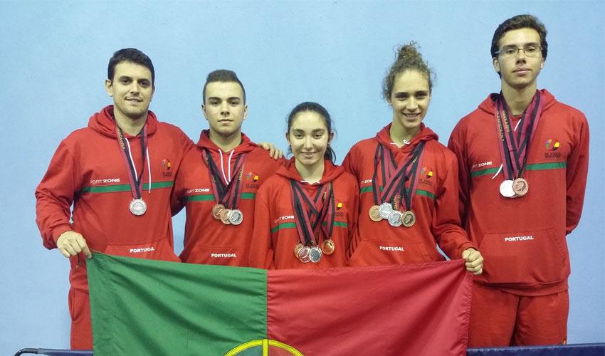 Jogos CPLP: Portugal conquista nove medalhas