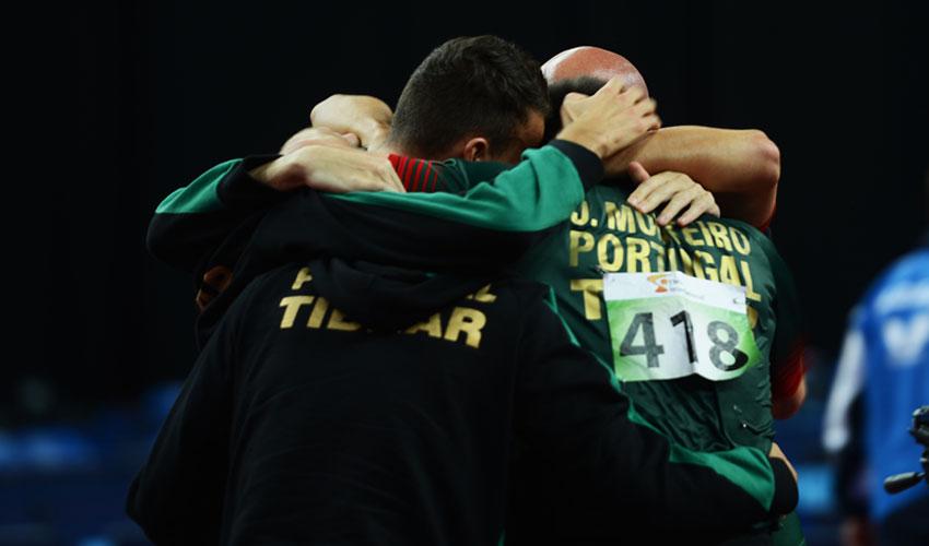 Portugal nos quartos de final do Europeu!