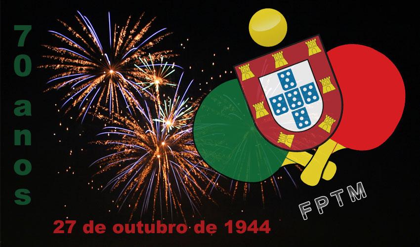 Parabéns FPTM!