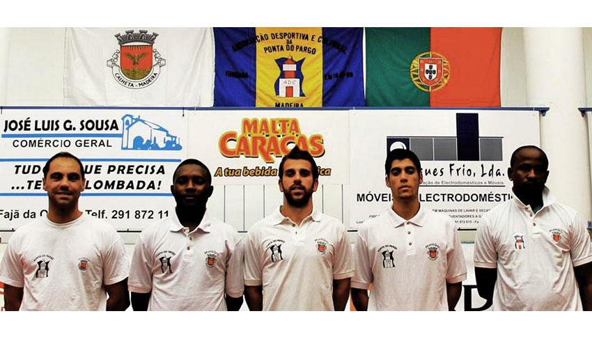 Ponta do Pargo em 1.º lugar no Campeonato