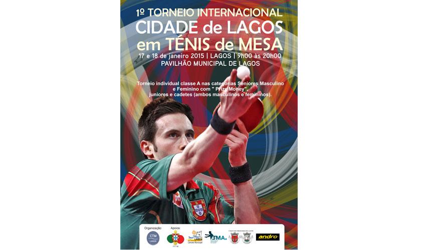 1.º Torneio Internacional em Lagos