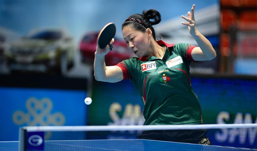 Fu Yu e João Geraldo eliminados nos quartos de final na Hungria