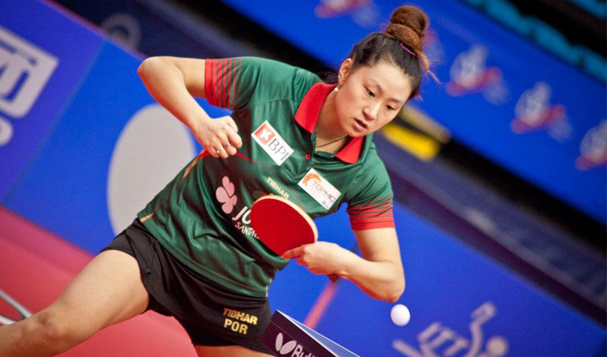 Shao Jeni nos quartos de final do Open de Espanha
