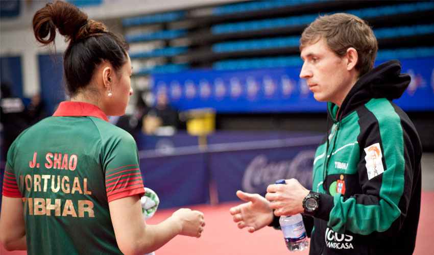 Shao Jieni conquista medalha de bronze no Open de Espanha