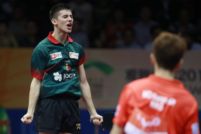 QOROS 2015 World Table Tennis Championships Dia 4