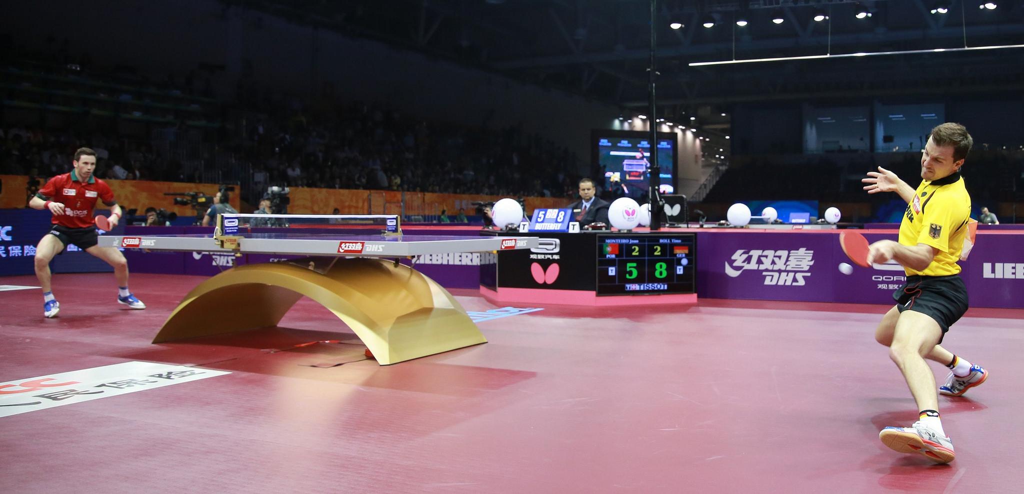 QOROS 2015 World Table Tennis Championships Dia 5