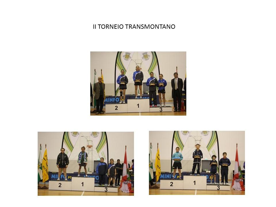 II TORNEIO TRANSMONTANO
