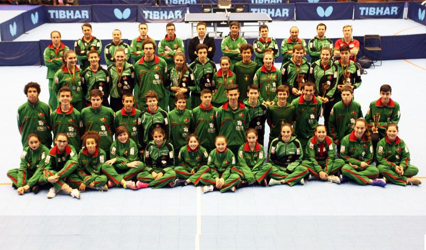 Competição de equipas começou no Open de Portugal