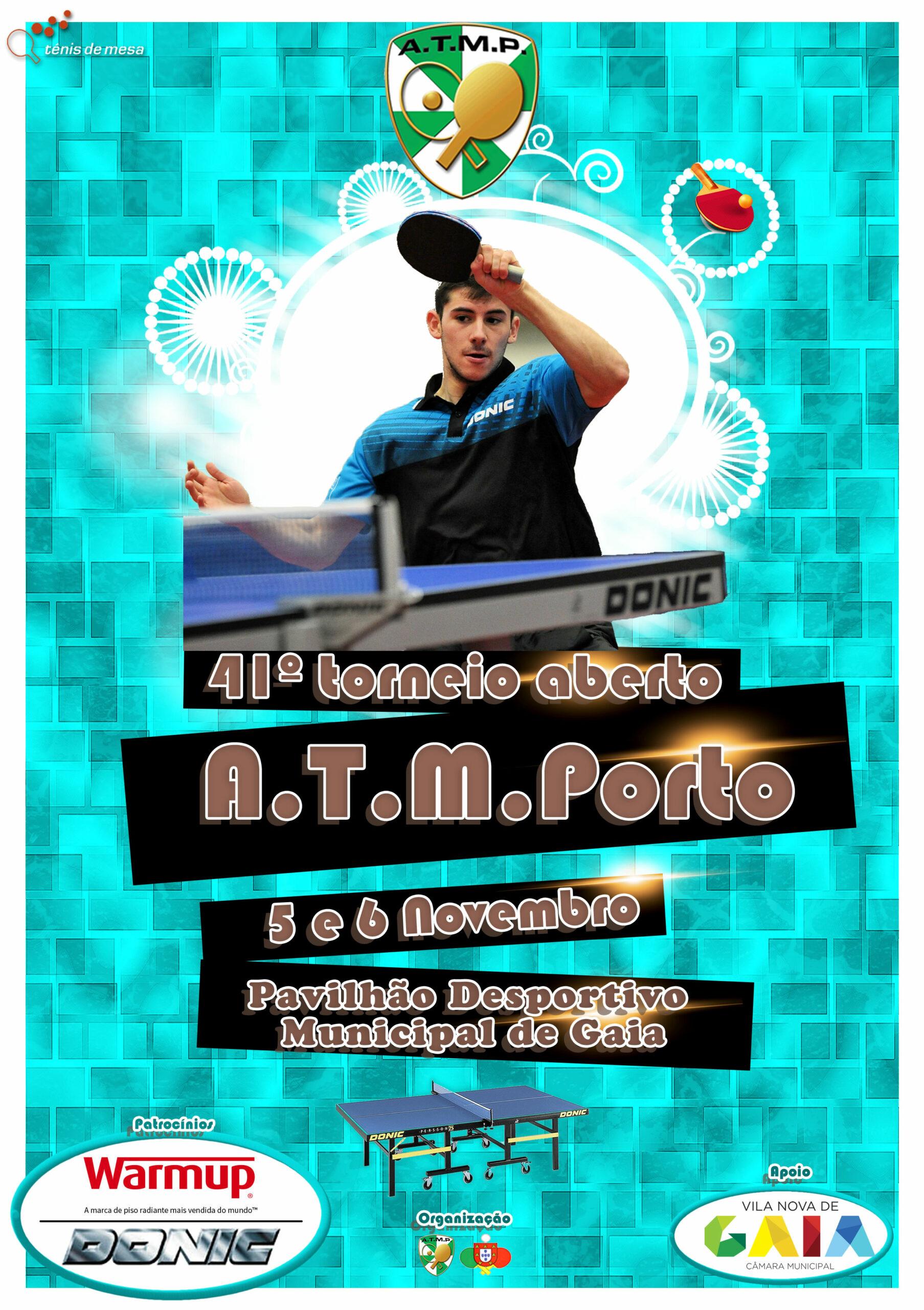 41º Torneio ATM Porto