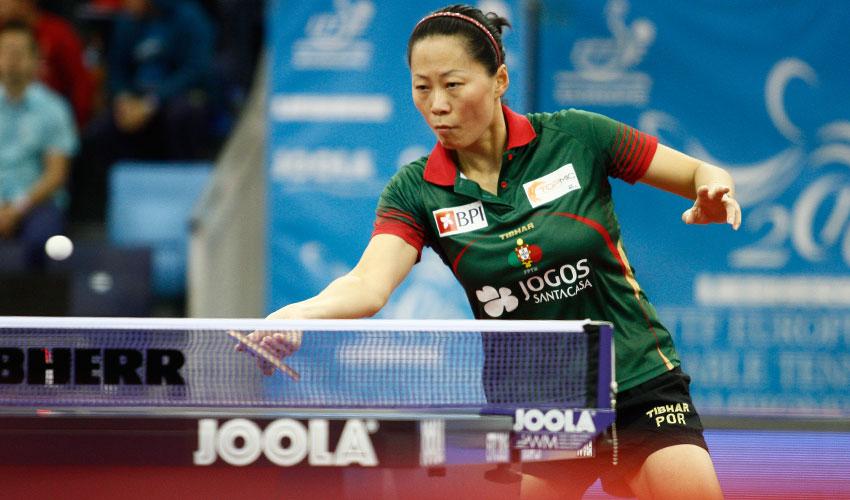 Fu Yu conquista medalha de prata em Budapeste