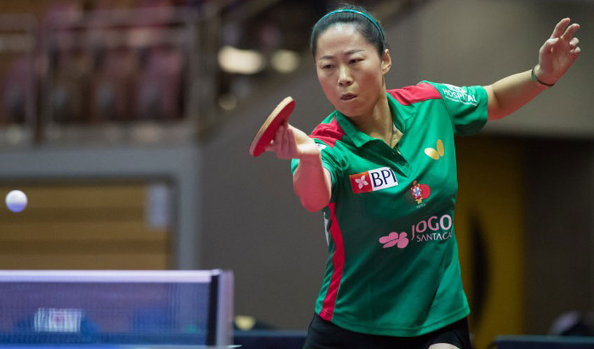 Fu Yu e Jieni Shao apuradas no Open da Suécia