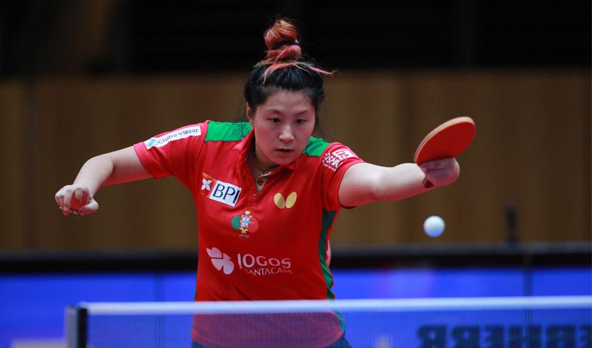 Diogo Chen e Jieni Shao seguem em frente no Open da Suécia