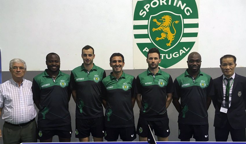 Sporting estreia-se com vitória na Liga dos Campeões