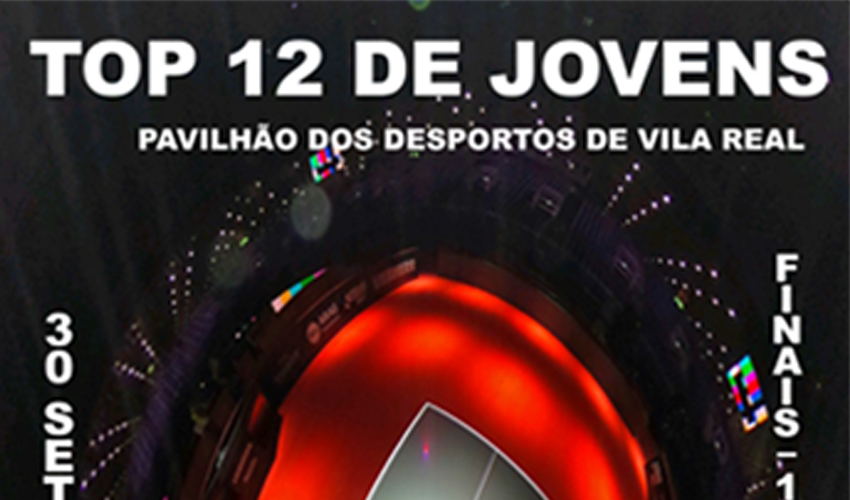 Top 12 de Jovens em Vila Real