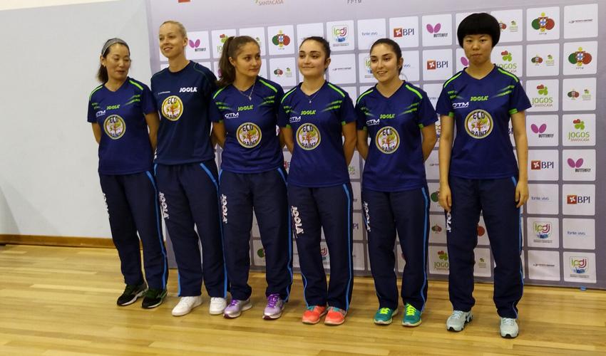 Resultados da 1.ª Divisão Feminina – 3.ª jornada – 2017/2018