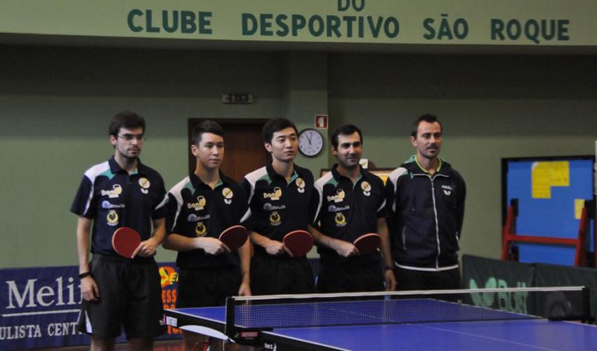 CD São Roque em vantagem no Play-off