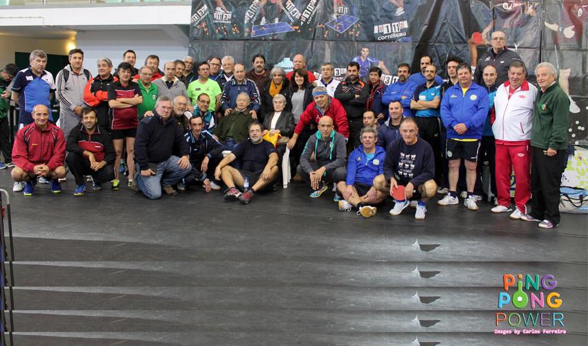 Resultados do Torneio Farinha Gonçalves