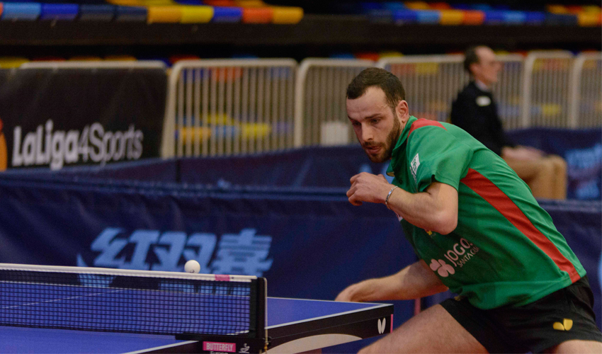 Diogo Carvalho e Diogo Chen eliminados no Open de Espanha