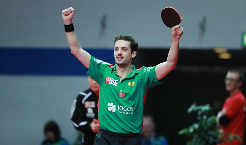 Marcos Freitas na final do Open da República Checa