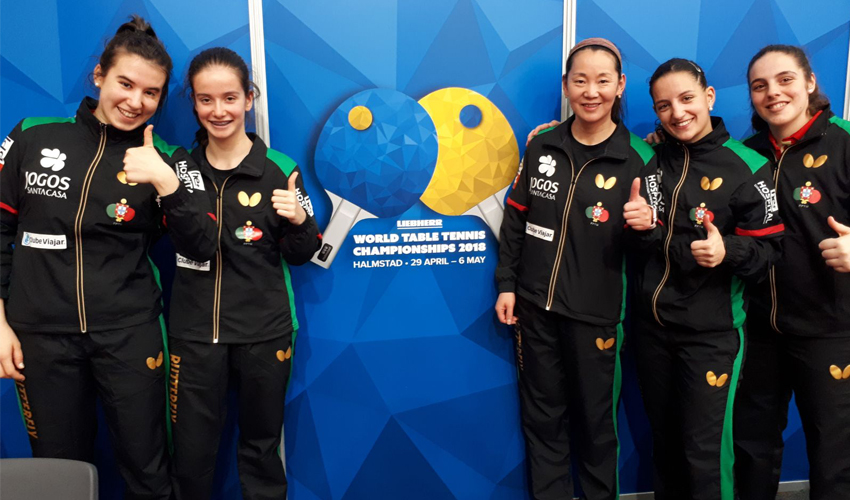 Equipa feminina continua a vencer em Halmstad