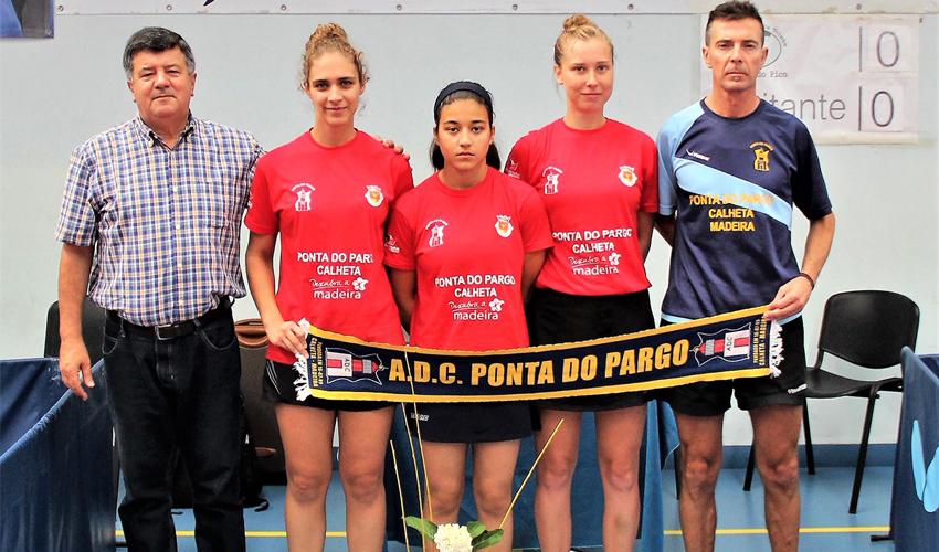ADC Ponta do Pargo apurado na Taça ETTU