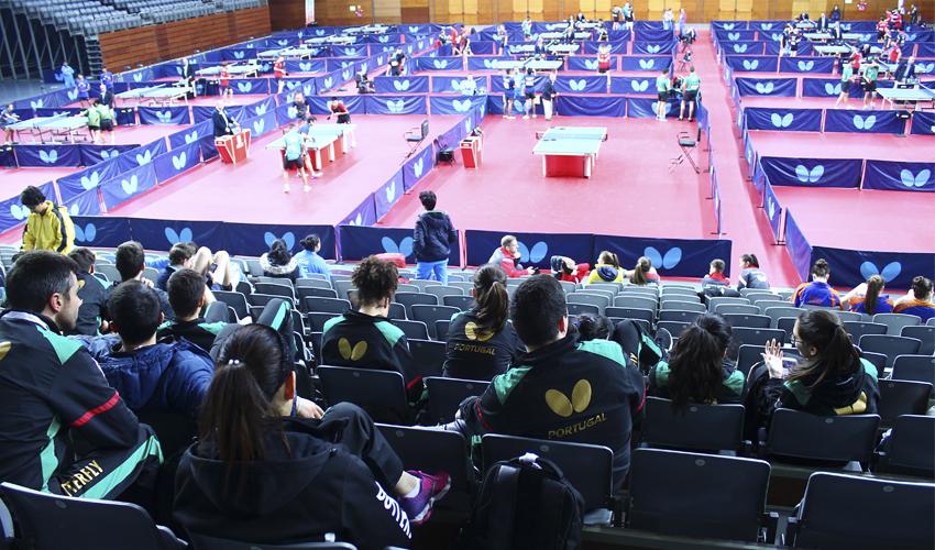 Open de Portugal arrancou em Guimarães