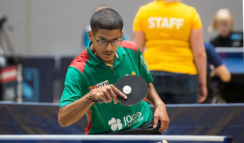 Seleção compete em Equipas nos Jogos Europeus da Juventude EPC