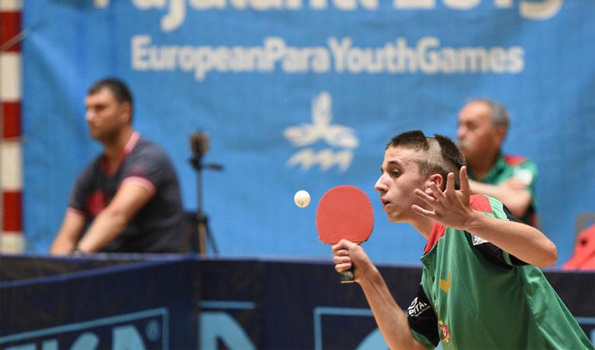 Portugal iniciou Jogos Europeus da Juventude