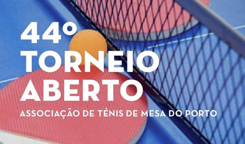 Mapas do 44.º Torneio Aberto Internacional ATM Porto