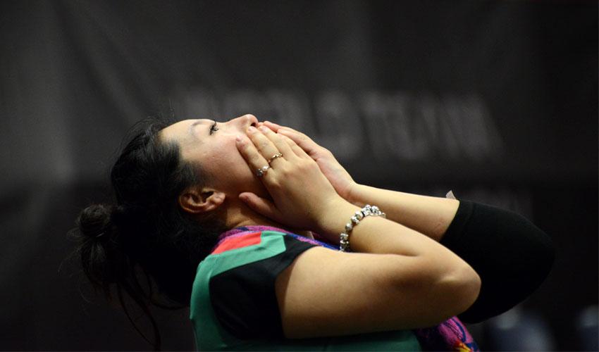 Seleção feminina afastada do sonho olímpico