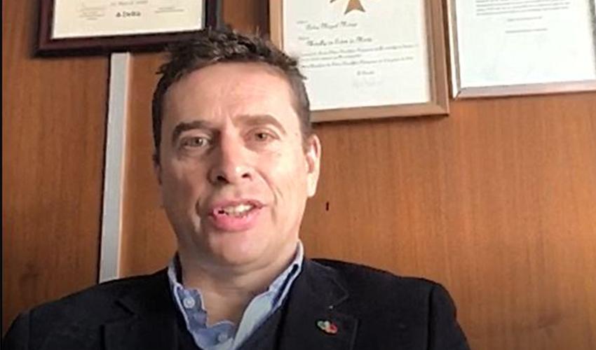 Mensagem do presidente da FPTM