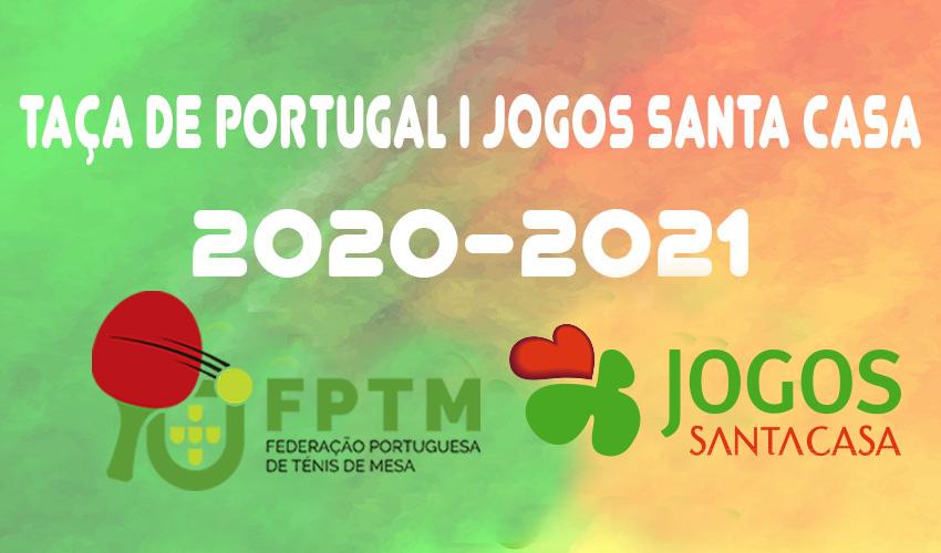 Sorteio da 3.ª eliminatória da Taça de Portugal | JOGOS SANTA CASA 2020-2021