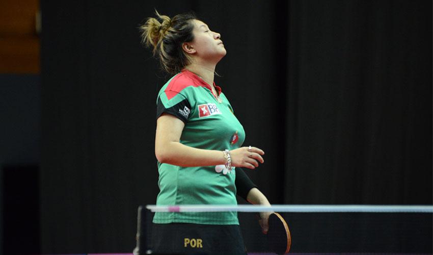 Shao Jieni vai disputar terceira fase da Qualificação Olímpica