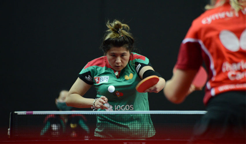 Shao Jieni vai disputar acesso aos Jogos Olímpicos