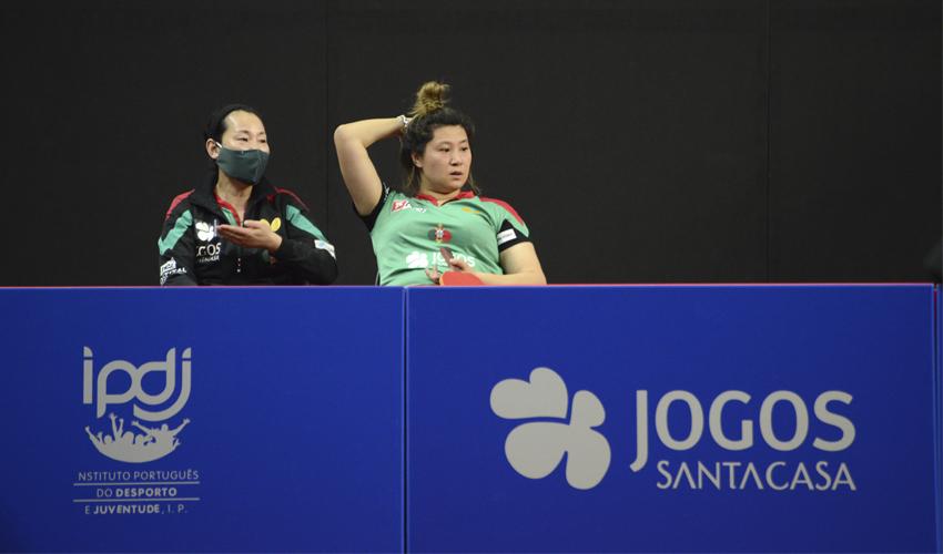 Shao Jieni à espera de vaga olímpica por ranking