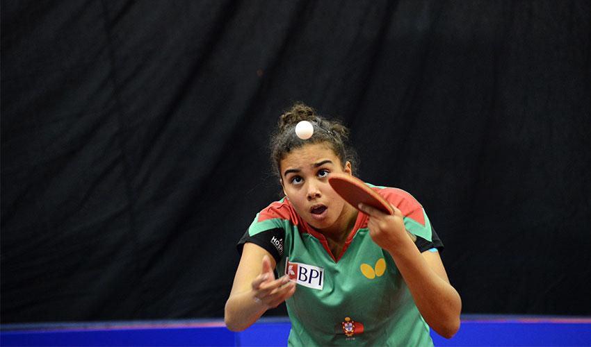 Matilde Pinto venceu prova de pares na Tunísia