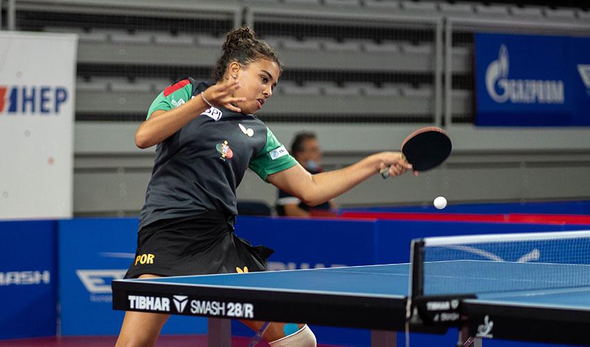 Matilde Pinto encerrou participou no Europeu de jovens