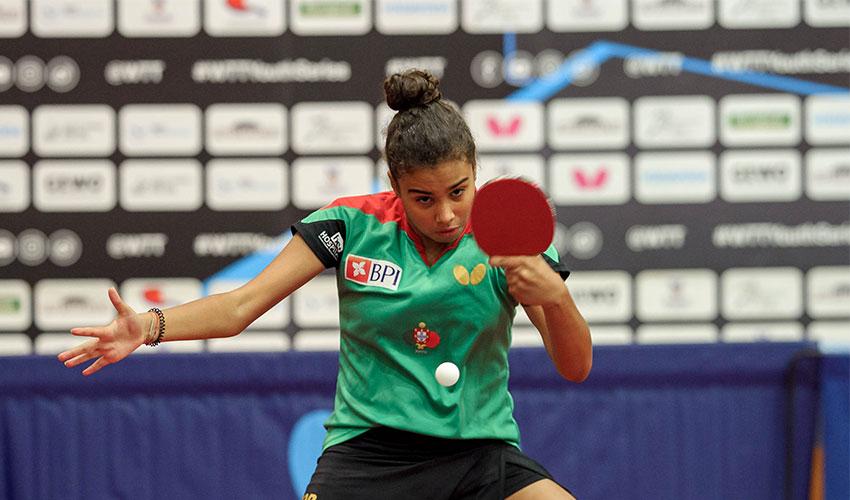 Matilde Pinto vence WTT Youth Contender Belgrade em sub15