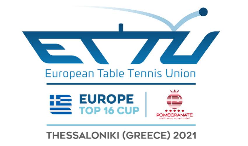 Três atletas portugueses no Top 16 Europeu